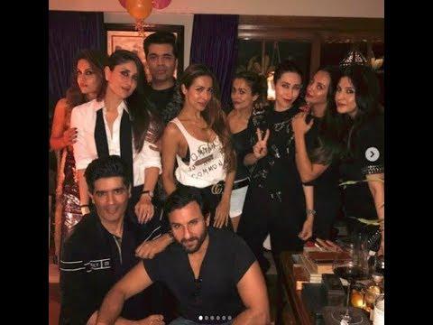 Kareena Kapoor Birthday Celebration With Friends And Family//Actress