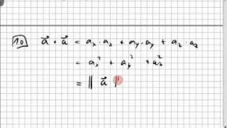 02.2.2.1 Skalarprodukt, Teil 1