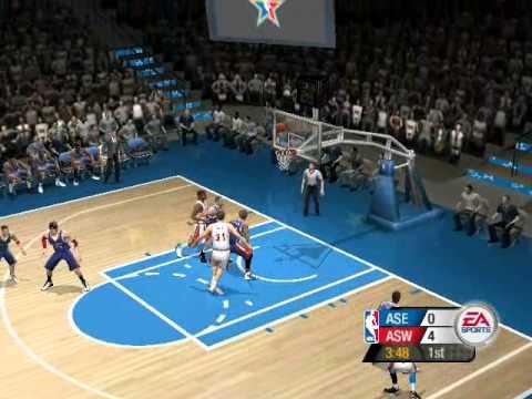 NBA Live 2005 Villarin Dynasty 2019 All Star Game