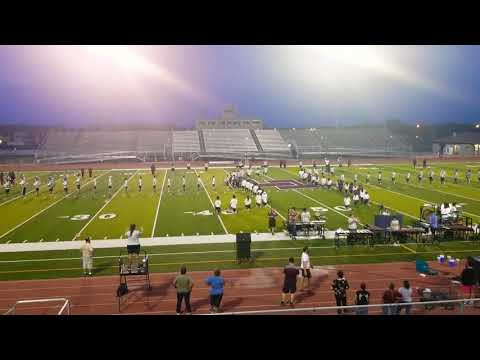 Lockhart High School Marching Roaring Lion Band