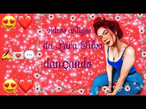 vídeos antigos da Lara Silva dançando  1
