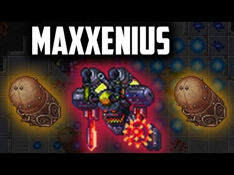 MAXXENIUS  - The DREAM COURTS MINIBOSS - WINTER UPDATE 2018