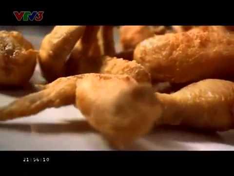 Quảng cáo Bột chiên gà giòn Aji Quick