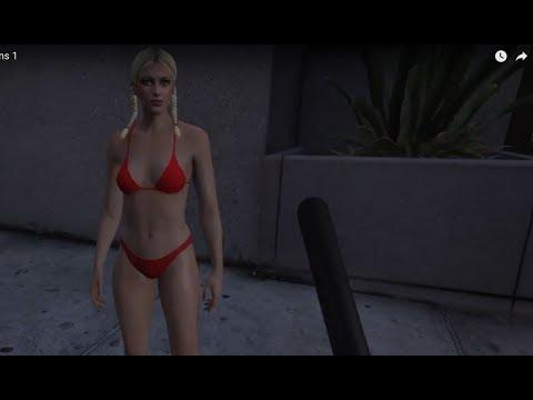GTA Online POV New Character Anibaggins 1 Umm... thumbnail
