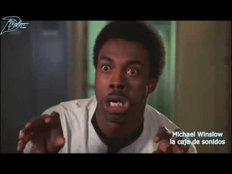 "Michael Winslow ""caja de sonidos"""