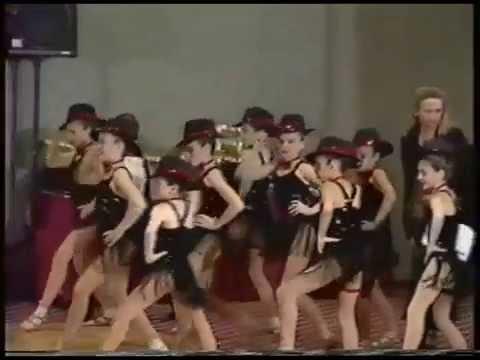 Karen's Dance Studio / KDS Dance Company competes @ Stars Of Tomorrow 1995 Waterbury, CT