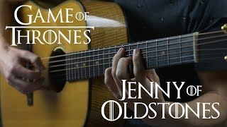 Game Of Thrones Jenny of Oldstones - Fingerstyle Guitar Cover.mp3