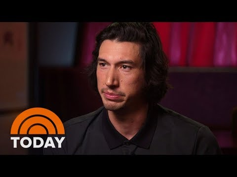 Download Youtube: 'Last Jedi' Events Will Be 'Unexpected' For Kylo Ren, Adam Driver Promises | TODAY