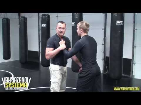 Grabbing, how to defend yourself against an attack