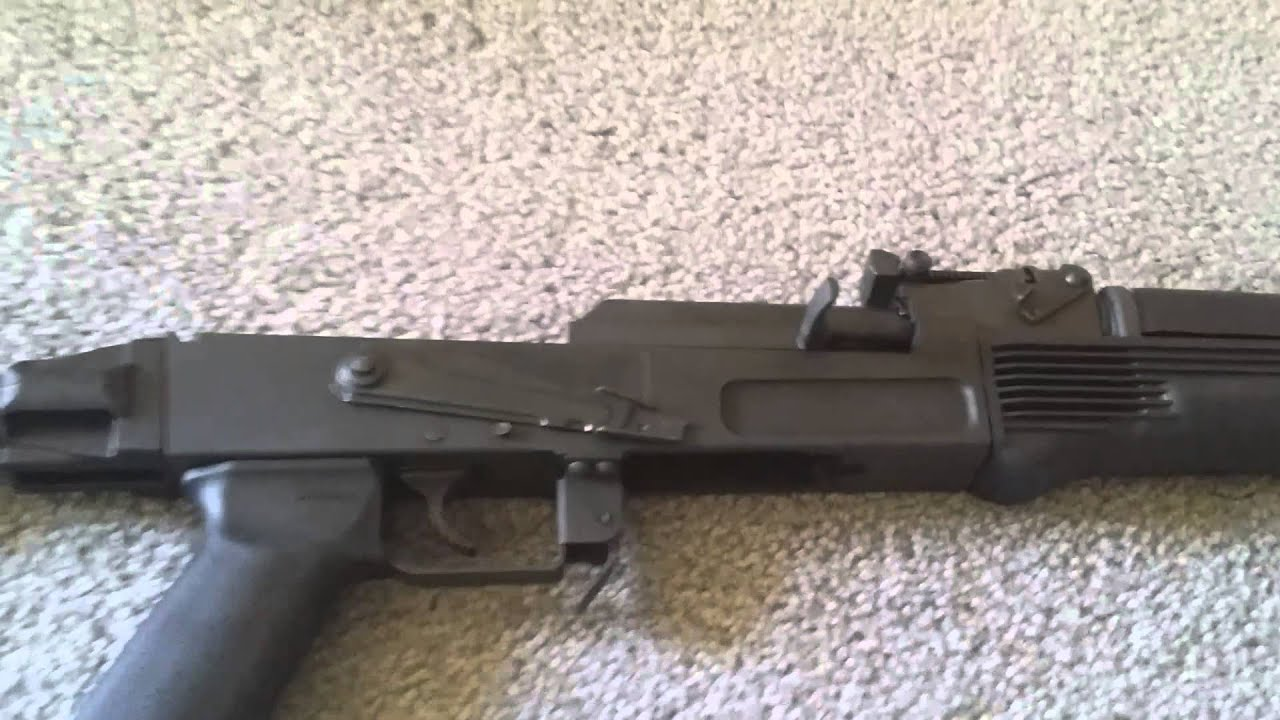 AK CENTURY ARMS C39, C39 V2 & RAS47 PISTOL PARTS AND UPGRADES