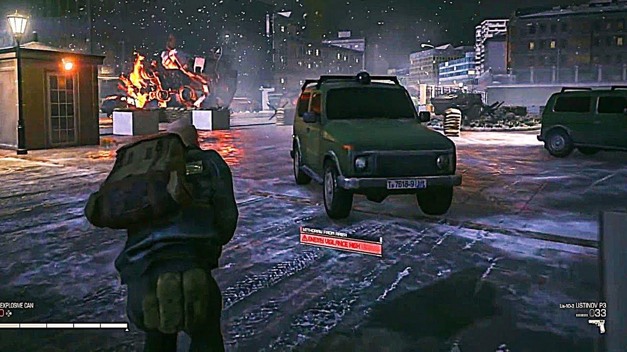 Left Alive New Gameplay Walkthrough Demo Ps4 Pc 2019 Youtube