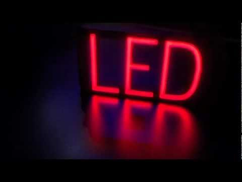 Super Bright Custom LED Signs - Changeable Letter Signs | SpellBrite