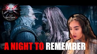 """The Witcher 3: """"A Night to Remember"""" Reaction"""