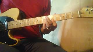 How to play Crosscut Saw (FREE TABS) - Eric Clapton