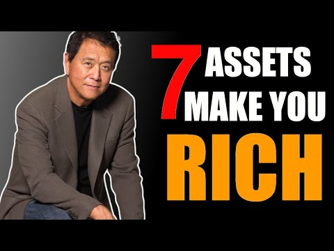 7 चीज़े जो हमें अमीर बनाती है | 7 ASSETS THAT MAKES YOU RICH | HOW TO GET RICH | GIGL | RICH VS POOR