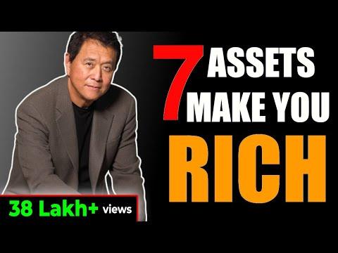 7 चीज़े जो हमें अमीर बनाती है   7 ASSETS THAT MAKES YOU RICH   HOW TO GET RICH   GIGL   RICH VS POOR