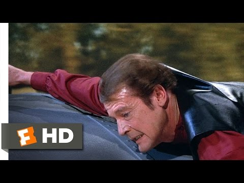 Octopussy (7/10) Movie CLIP - Boxcar Battle (1983) HD