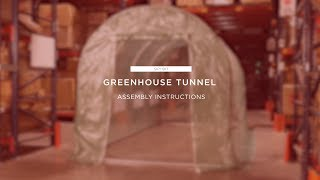 Assembly: Greenhouse Tunnel (SKY1917)