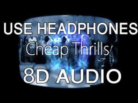 cheap-thrills-full-8d-audio