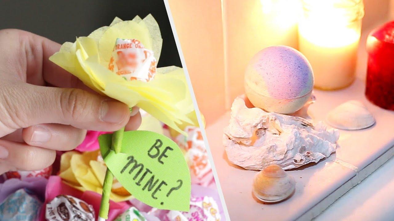 """Креативни """"направи сам"""" идеи за подарок за Денот на вљубените"""