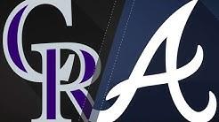 Desmond's 5 RBI, Freeland get Rockies a win: 8/17/18