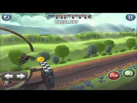 Bike Baron - iPad 2 - NZ - HD Gameplay Trailer