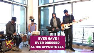 SANAM Band Plays Never Have I Ever with Pop Diaries
