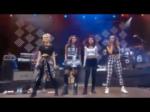 Little Mix - Madhouse (Live at Isle of Wight Festival 2013)
