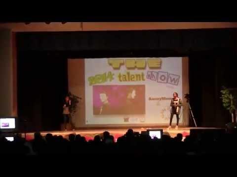 2014 talent show Performances - AnonyMoose