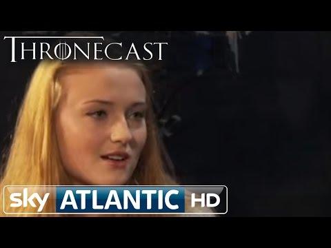 Game of Thrones Sansa: Sophie Turner Thronecast Interview