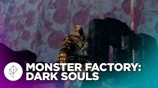Monster Factory: What If Dark Souls Were Made Of Pizza?