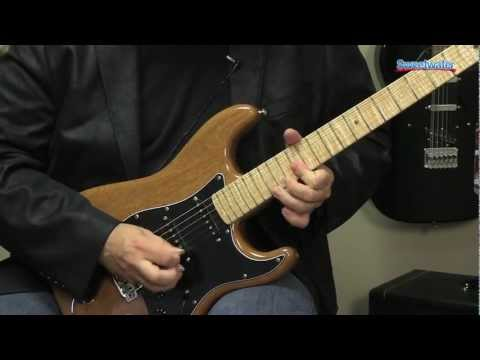 Guitars and Gear Vol. 2 - Fender Custom Shop '60s Strat and Pigtronix Echolution Pedal