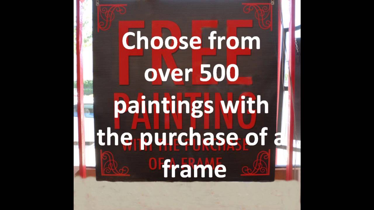 NoHo Gallery & Framing - YouTube