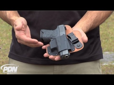 Personal Defense Tips: Accessories -  CrossBreed Appendix Carry Holster