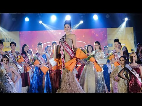 Miss Asia Pacific International 2018: Evening Gown Competition