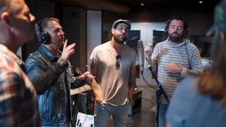 "Old Dominion | ""My Heart Is A Bar"" Crew in the Studio"