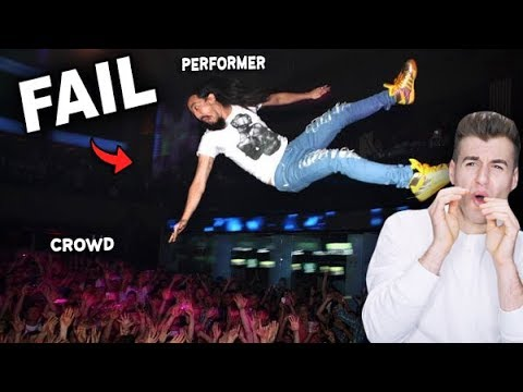 Worst Stage Performance Fails!