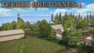 [PREVIEW] Farming Simulator 17 - Terres Bretonnes V1
