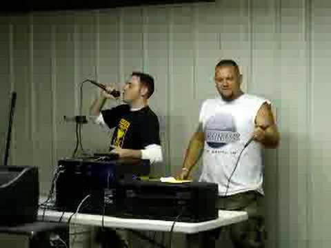 White Wedding Karaoke