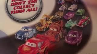 Disney Pixar cars micro drifter collection