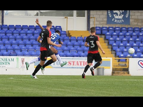 CHESTER FC TV: Chester 1-2 Walsall | The Highlights