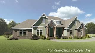 European House Plan 041-00159