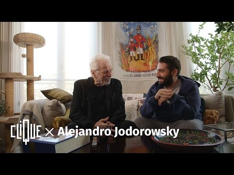 Clique x Alejandro Jodorowsky