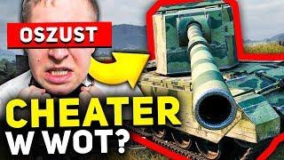 CHEATER? - World of Tanks