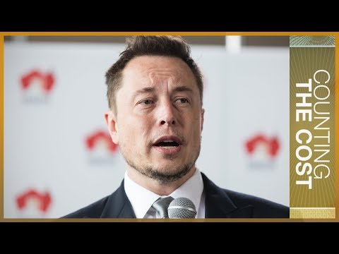 🚗 💵 Elon Musk, Tesla and the Saudi Connection | Counting the Cost