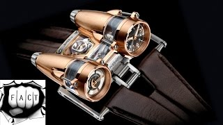 Top 10 Highly Advanced Wrist Watches