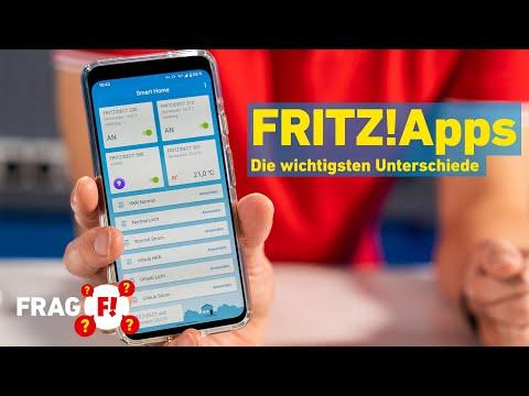 Die wichtigsten Unterschiede zwischen FRITZ!App Smart Home und MyFRITZ!App | Frag FRITZ! 40