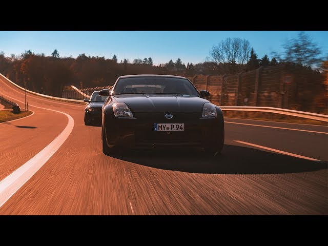NISSAN 350Z - EXHAUST SOUND - 4K