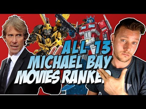 All 13 Michael Bay Movies Ranked From Worst to Best