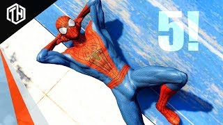 5 Best SPIDER-MAN Games for Android 2017